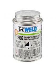 PEGAMENTO PVC 1/4 EZ-WELD