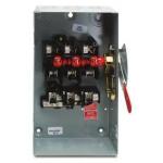 Safety Switch de Doble Tiro