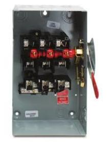 S/SWITCH DBL TIRO 400 AMP 3P 240V TC35325