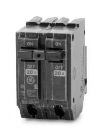 BREAKER 20 AMP 2P G.E. THQL2120