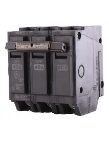 BREAKER 40 AMP 3P G.E THQL32040