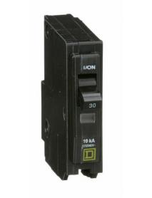 BREAKER 30A 1P 120/240V QO130